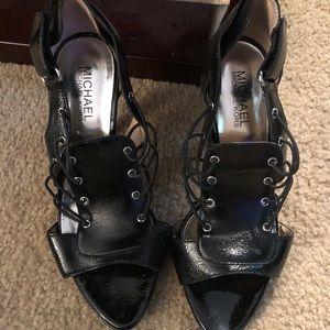 Michael Kors Patent Leather Heels
